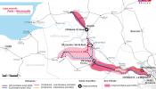 Carte du projet LNPN - Juillet 2015